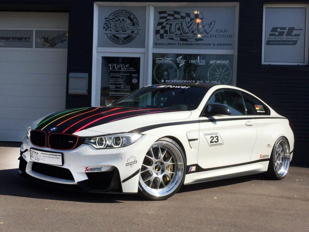 BMW M4 DTM Edition TVW Car Design