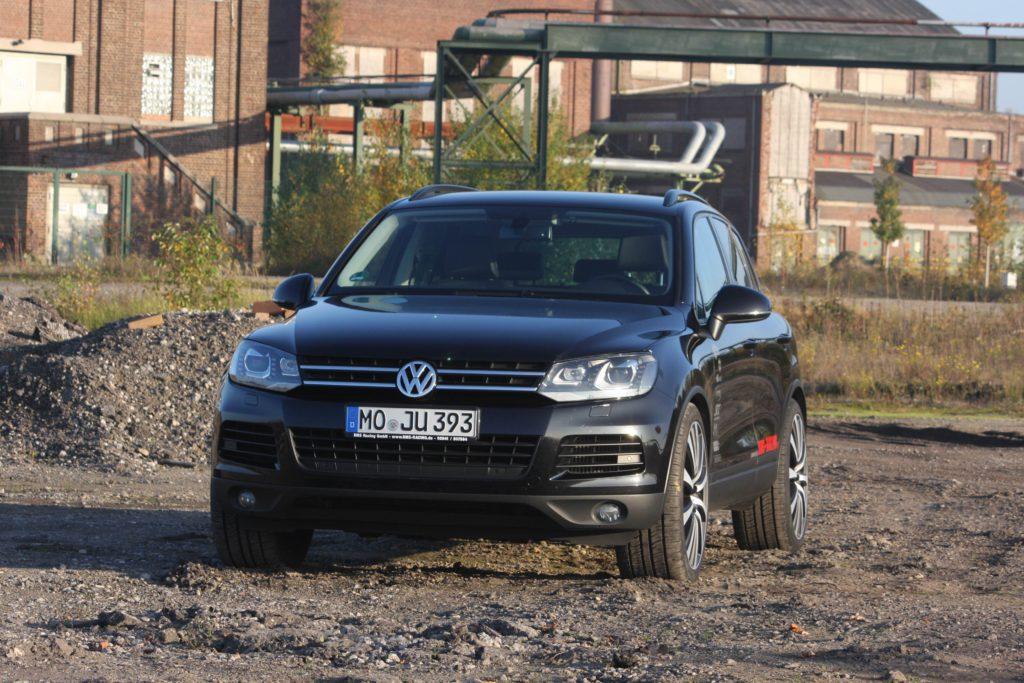 VW Touareg BMS Racing