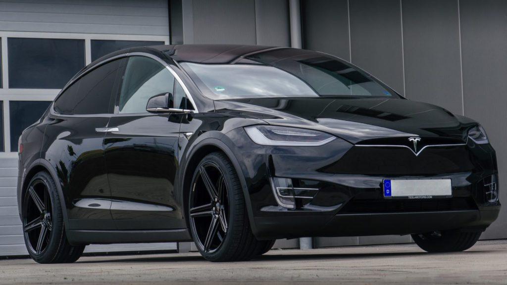 Tesla Model X mbDESIGN