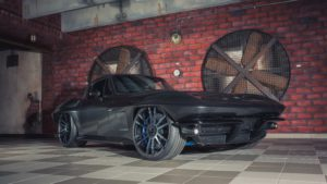 Corvette C2 Split