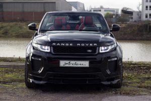 Arden Range Rover Evoque Front