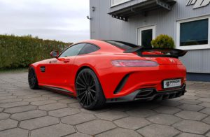 Mercedes-AMG GT S DTM Edition Prior-Design