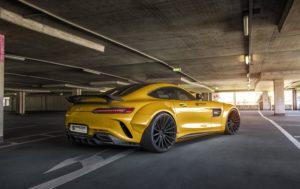 Mercedes-AMG GT S DTM Edition Prior-Design