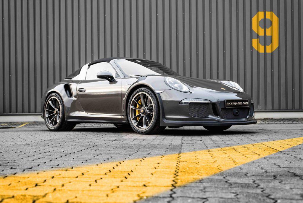 Porsche 911 Targa 4S mcchip-dkr