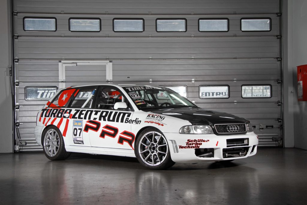 Audi RS4 Avant TurboZentrum