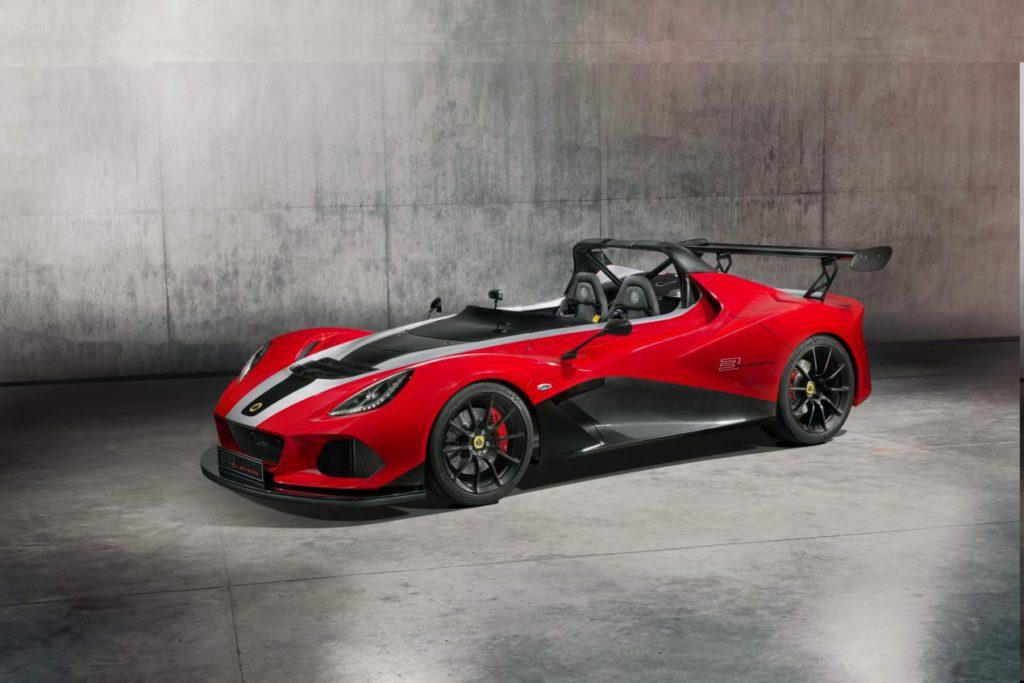 Lotus 3-Eleven 430 Final Evolution