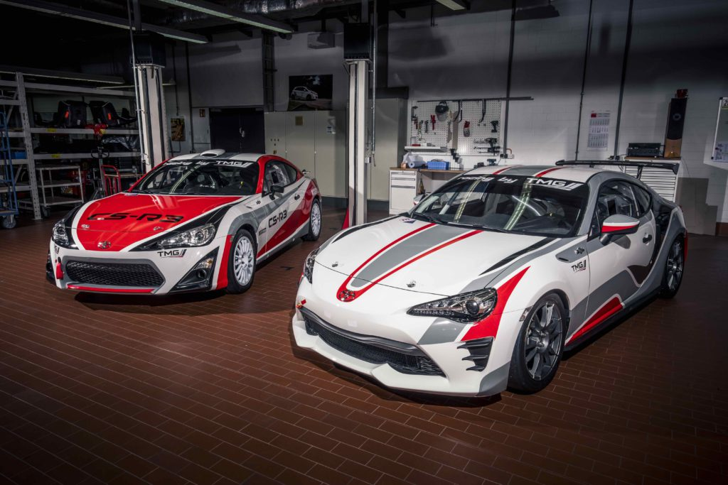 Toyota GT86 Cup