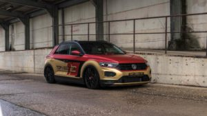 VW T-ROC Top Secret Tuning