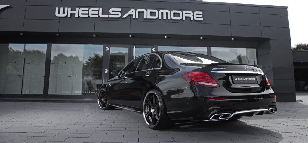Mercedes-Benz E63 AMG wheelsandmore