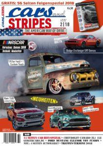 Cars & Stripes Magazin 2-2018