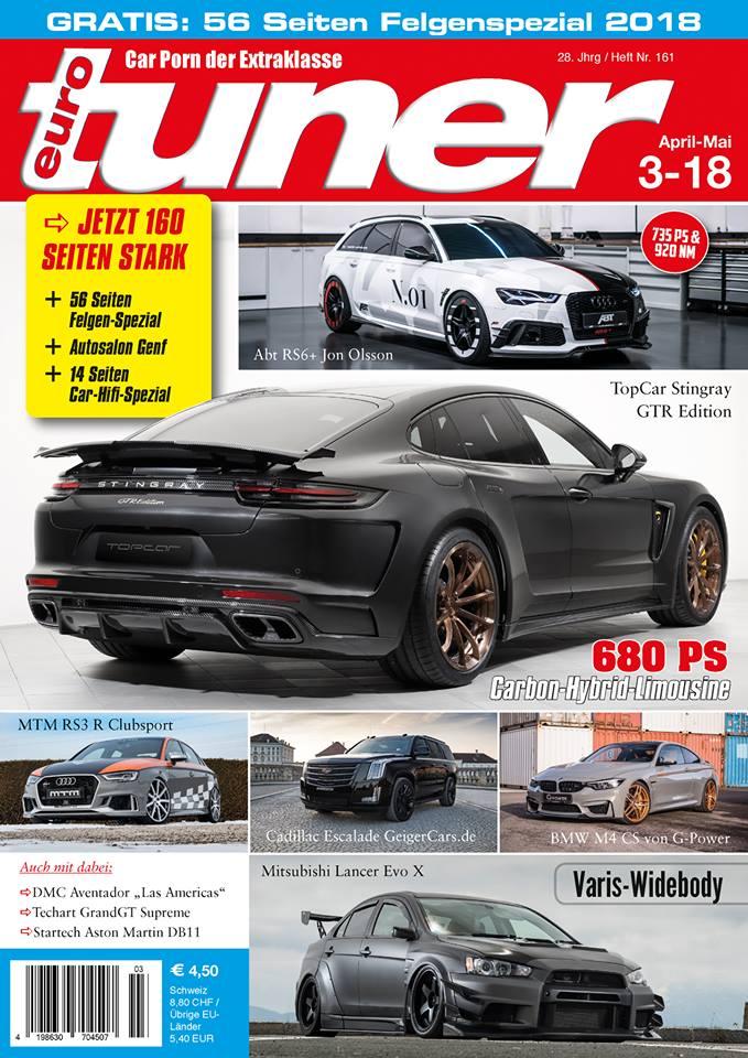 Eurotuner Ausgabe 3-2018