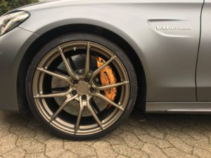 Mercedes-AMG C63 S Cheetah Wheels