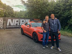 NAP Sportauspuff Deffi