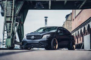 Mercedes-Benz GLE AC Performance