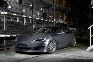 Tesla Model S P100D von TurboZentrum