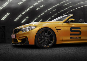 BMW M4 Barracuda Ultralight Project 2.0
