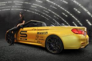 BMW M4 Barracuda Ultralight Project 2.0