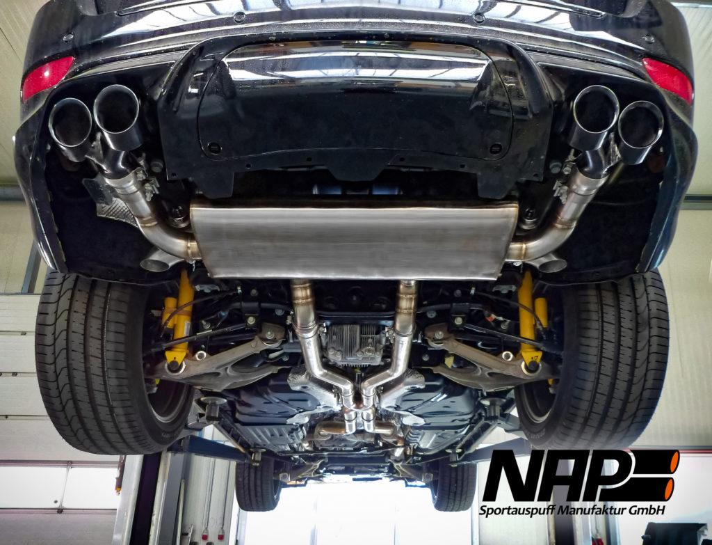 NAP-Abgasanlage für Jeep Trackhawk! | Eurotuner News