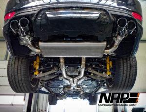NAP Abgasanlage Jeep Trackhawk