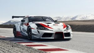Toyota GR Racing Supra Genf