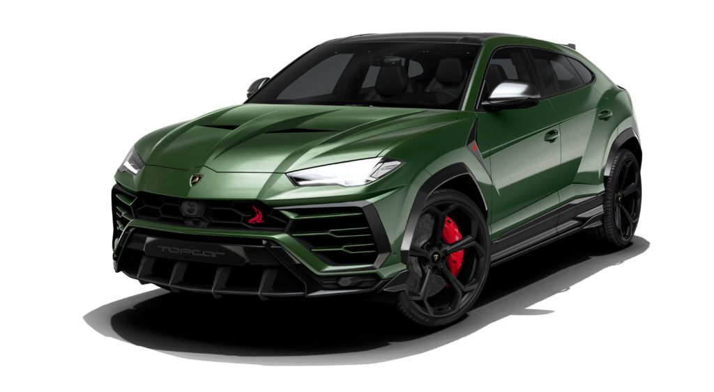 Lamborghini Urus Top Car