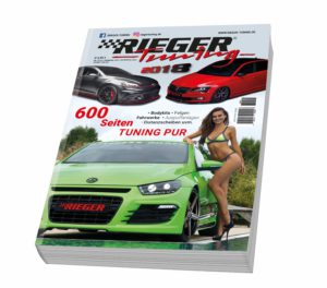 Neuer Rieger Katalog 2018