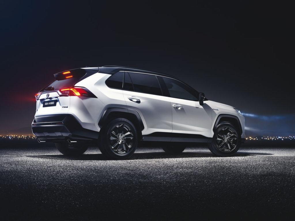 Neuer Toyota RAV4 New York Autoshow 2018