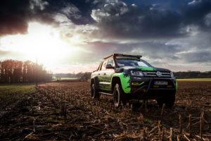VW Amarok BBM Motorsport
