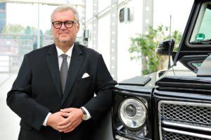 Brabus CEO Bodo Buschmann