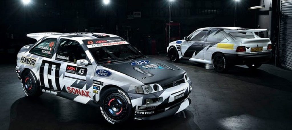1991 Ford Escort RS Cosworth Ken Block