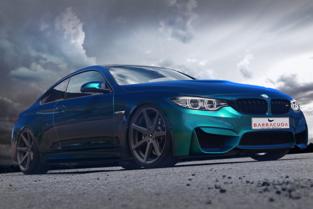 BMW M4 Barracuda Virus