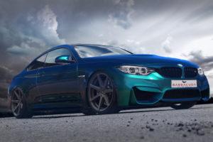BMW M4 Barracuda Virus
