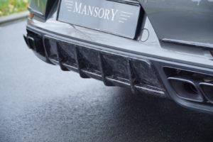 Mansory Porsche 991 Turbo