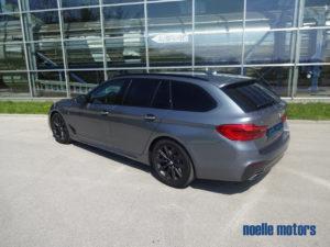 Noelle Motors BMW 540i und M550i
