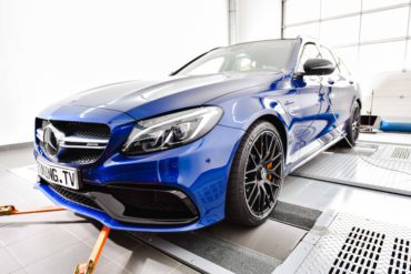 Speed-Buster Mercedes-AMG C63S