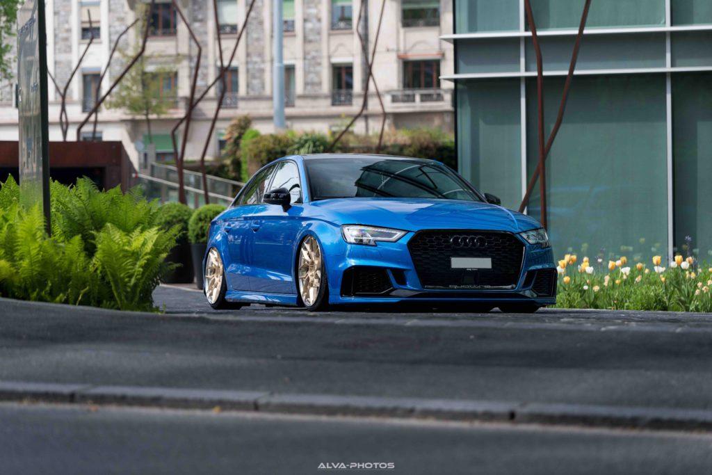 Audi S3 Z-Performance ZP 5 Super Deep Concave