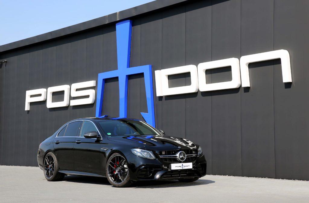 Posaidon E63 RS830+