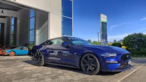 Schropp 2018er Mustang SF650