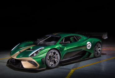 Brabham BT62 Supersportwagen