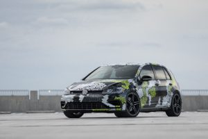 Abt Golf R Abstract Concept 2018 für Volkswagen of America Frontansicht