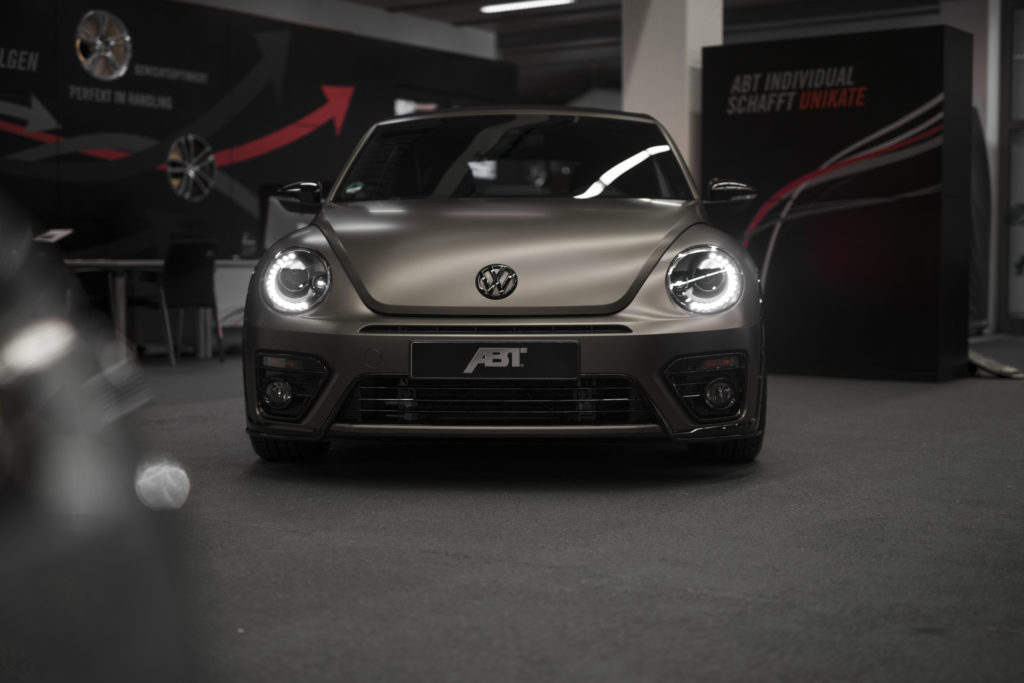 Abt Individual VW Beetle Cabrio Frontansicht