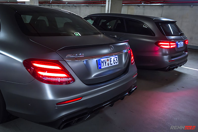 RENNtech Mercedes-AMG E63 und E63S