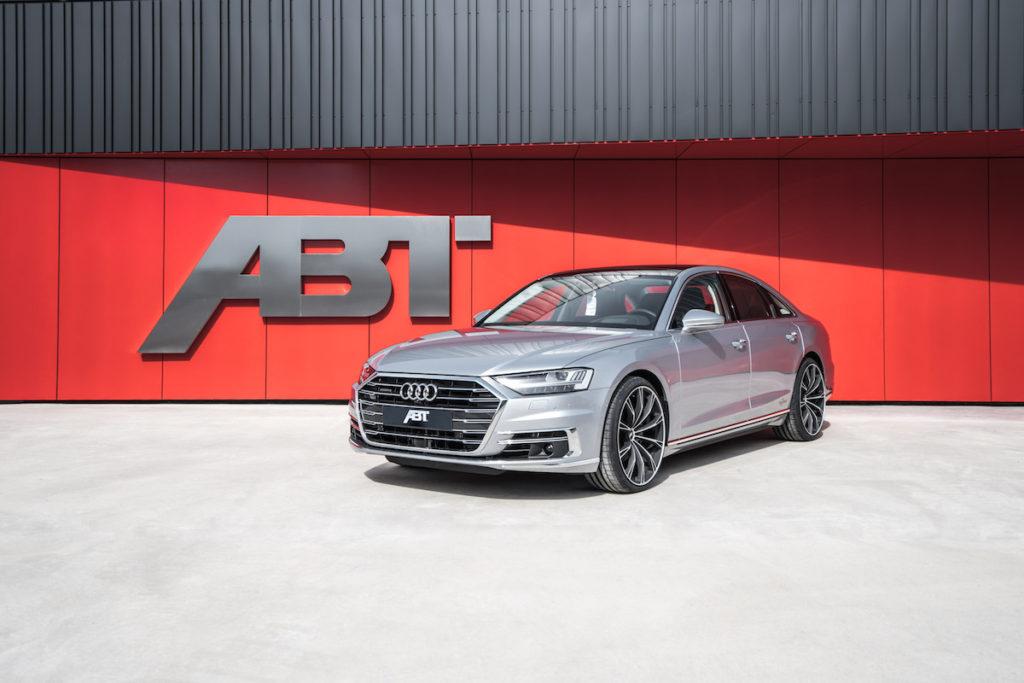 Abt Audi A8 2018 Tuning D5 4N