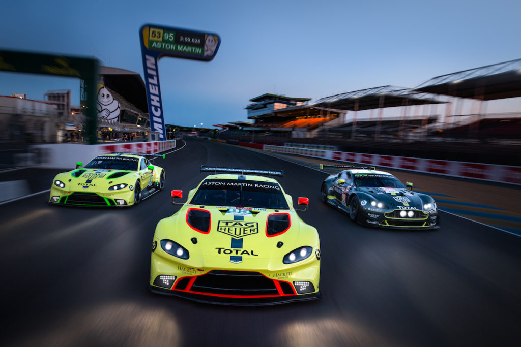 24-Stunden-Rennen von Le Mans 2018 Aston Martin Vantage GTE