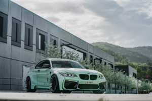 BMW M2 Breitbau Z-Performance