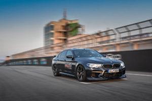 Schnellste Limousine auf dem Sachsenring BMW M5 by AC Schnitzer