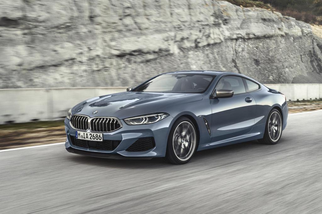 BMW 8er Coupé G15 M850i