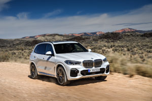 SUV Neuheit BMW X5 G05 Allradantrieb