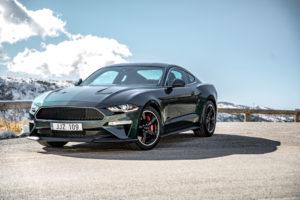Ford Mustang Bullitt: Sondermodell startet in Deutschland