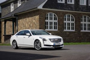 Testtrack Cadillac CT6